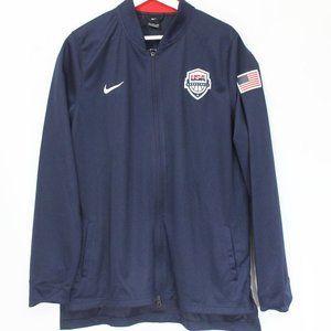Nike Team USA Basketball Warm Up Jacket Mens New
